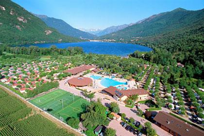 Camping continental lido buchungsinformationen for Lago di mergozzo