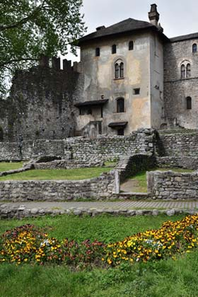Castello Visconteo in Locarno