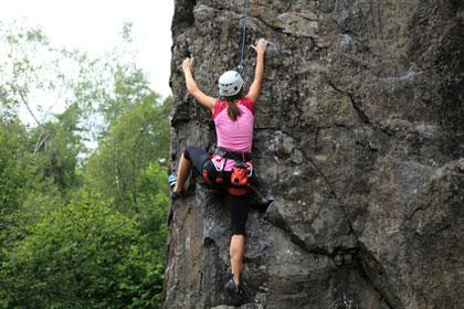 Frauen kennenlernen klettern