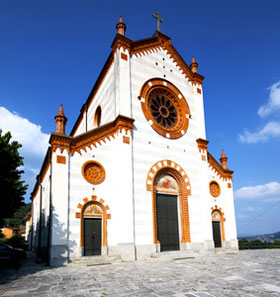 Kirche San Giovanni in Mercallo