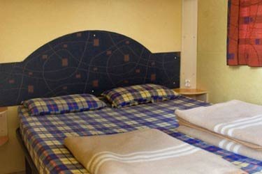 Schlafzimmer - Camping Lido di Monvalle