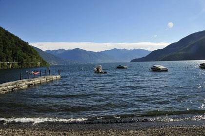 Verbania Lago Maggiore Karte.Die Schönsten Strände Am Lago Maggiore