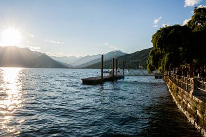 wetter lago maggiore april